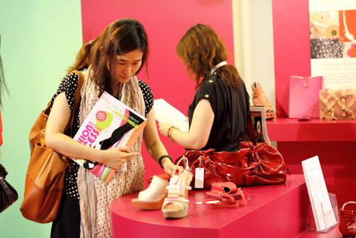 Выставка модной индустрии Fashion Access. Фотографии предоставлены APLF Ltd.