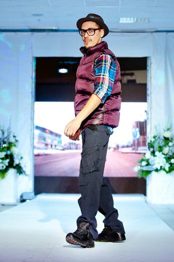 Неделя моды в Новосибирске. Показ коллекции компании «Вестфалика». Фотография предоставлена пресс-службой ГК «Обувь России».