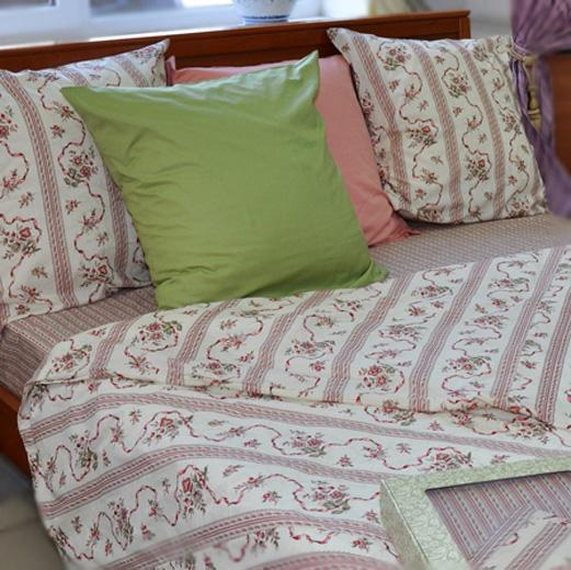 20110905 «Трехгорная мануфактура» представила новые осенние коллекции постельного белья. Фотография предоставлена компанией.