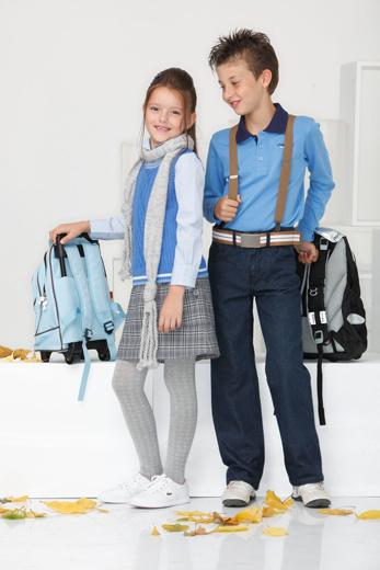 20100816 Детская коллекция SELA осень-зима 2010/2011. Фотография предоставлена компанией.