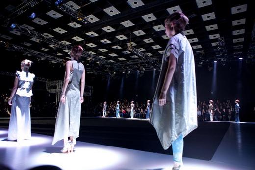 Опубликован итоговый пресс-релиз Mercedes-Benz Fashion Week Russia