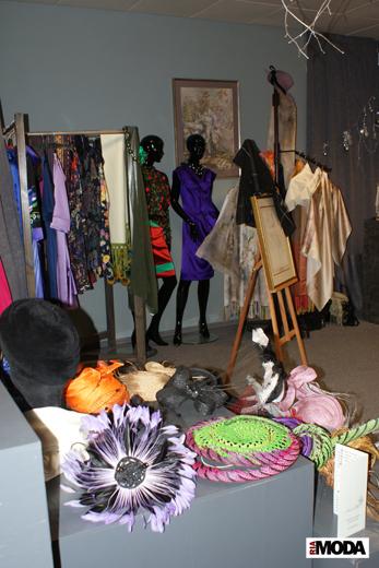 20091211 Фотосессия в бутике «MARKALINA». Фотография Валентины Кузнецовой, ИА «РИА МОДА»