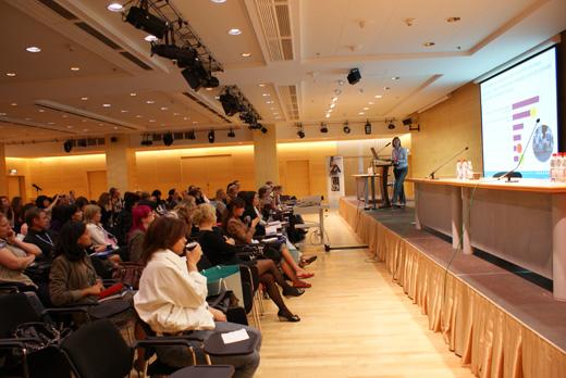 20090906 CPM Международный бизнес-форум «Russian Fashion Retail Forum (RFRF) 09/10». Фотография Валентины Кузнецовой, ИА «РИА МОДА».